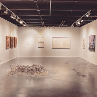 Beyond Paper Boundaries, installation view