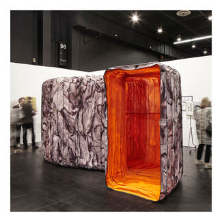 LRRH_ at Art Cologne 2018, installation view