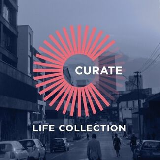 Curate Life Collection competition, installation view