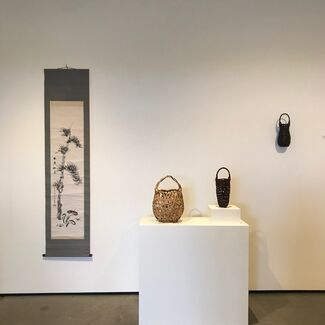 Three Generations of Wada Waichisai, installation view