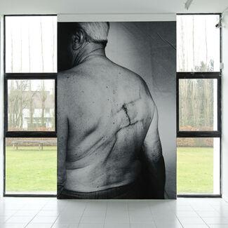 Sophie Ristelhueber, installation view