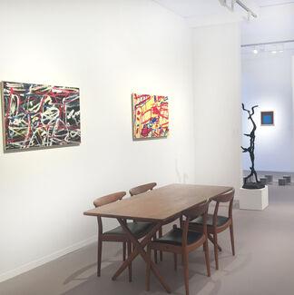 Waddington Custot Galleries at Art Brussels 2016, installation view