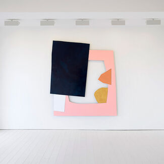 Imi Knoebel, installation view
