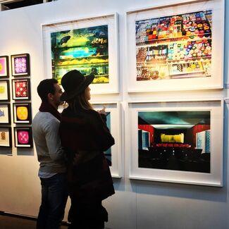 Bleach Box at Affordable Art Fair Brussels 2018, installation view