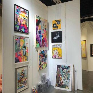 Gallery Art at Art Palm Beach 2018, installation view
