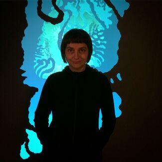 Andrea Dezsö: Dreamtime, installation view