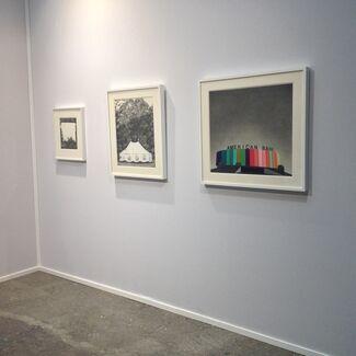 Muriel Guépin Gallery at Art Paris 2014, installation view