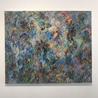 Turbulence, installation view