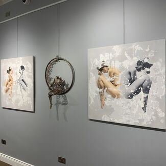 The Real You, installation view