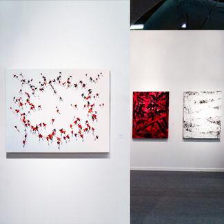 Galerie Olivier Waltman at Art New York 2016, installation view