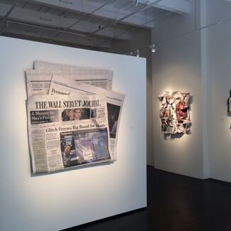 Paul Rousso, installation view