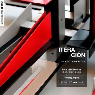 ITERACIÓN, installation view