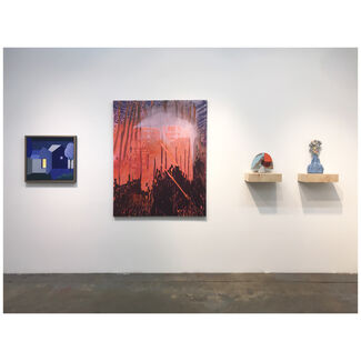 Inside/Out, installation view