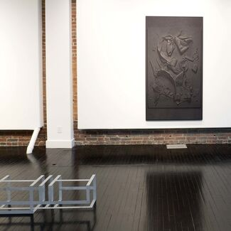 You Are Not, Except as a Joke, Blaming Them, installation view