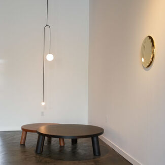Michael Anastassiades in San Francisco, installation view