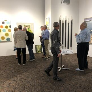 A Gallery at Art Palm Springs 2018, installation view