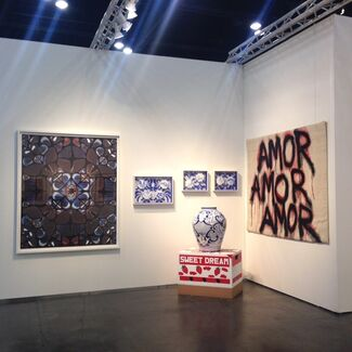 Other Criteria at Texas Contemporary 2015, installation view
