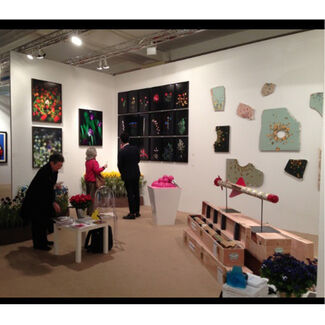 BOSI Contemporary at Downtown Fair 2014, installation view