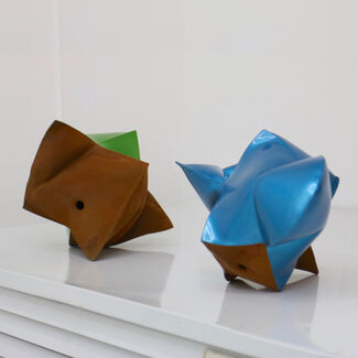 TANKED, installation view