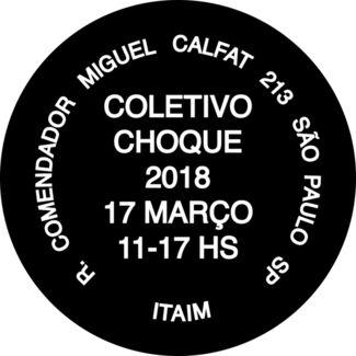 COLETIVO CHOQUE 2018, installation view