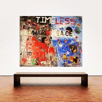 Timeless by Lee Clement, installation view