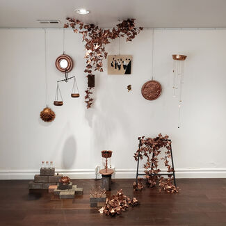 Mojdeh Rezaeipour: Memories, Dreams, Reclamations, installation view