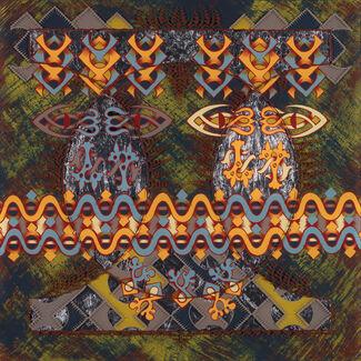 Tara Austin – Boreal Ornament III, installation view