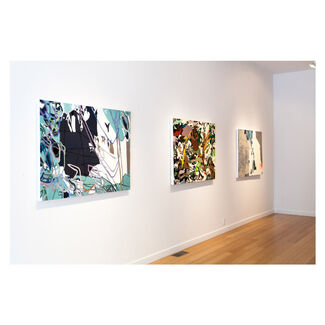 Pete Smith: Blind Carbon Copy, installation view