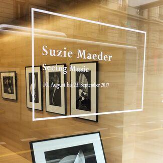 Suzie Maeder - Seeing Music, installation view
