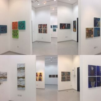 50 by 50 part 2, installation view
