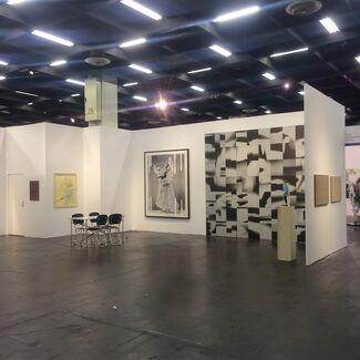 Galerie Rüdiger Schöttle at Art Cologne 2017, installation view