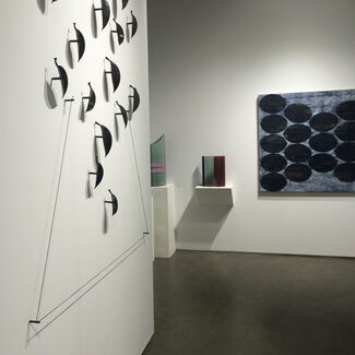 Contemporary Artifact at Art Silicon Valley 2015, installation view
