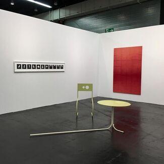 Gallery Sofie Van de Velde at Art Cologne 2017, installation view