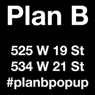 Plan B, installation view