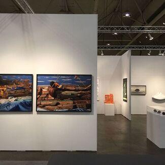 Pierre-François Ouellette art contemporain at Art Toronto 2016, installation view