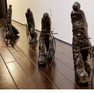 Mackenzie Thorpe - New & Recent Works, installation view