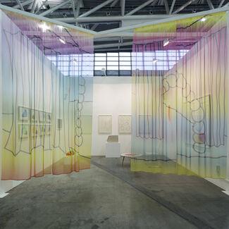 Kasia Michalski Gallery at Artissima 2017, installation view