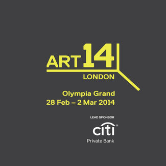 Iniva at Art14 London, installation view
