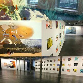 Laulu Ajasta, installation view