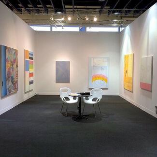 Upfor at VOLTA NY 2015, installation view