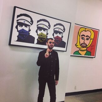 Ringo Starr: Peace and Love, installation view
