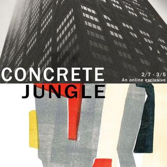 Concrete Jungle, installation view