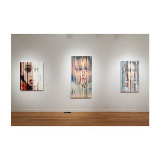 Amanda Clyne: Borderline, installation view