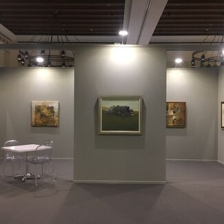 Gallery One at Art Dubai 2017, installation view