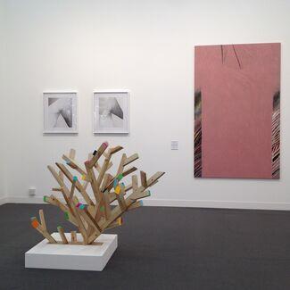 Marc Foxx Gallery at Frieze London 2014, installation view