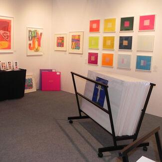 Advanced Graphics London at IFPDA Print Fair, installation view