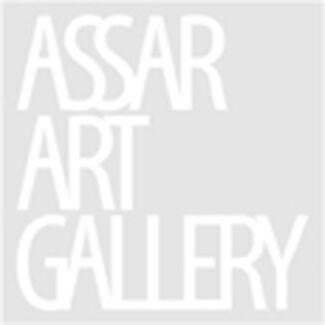 Assar Art Gallery at ArtInternational 2015, installation view