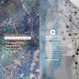 Cosmografías, installation view