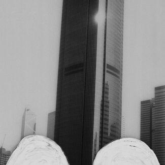 """Urban Operandi"" 都会法则, installation view"