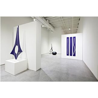 Morgan Robinson- Connections, installation view
